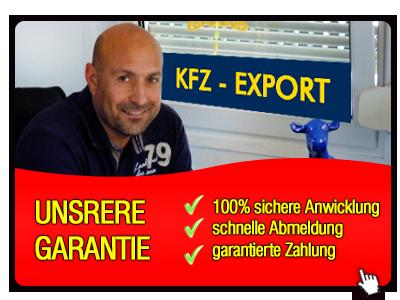 """Media Autohandel Magdeburg - KFZ-Ankauf und Verkauf, Einfahrt """"Blaue Kuh"""" - KFZ-Export"""