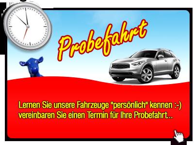 """Media Autohandel Magdeburg - KFZ-Ankauf und Verkauf, Einfahrt """"Blaue Kuh"""" - Probefahrt"""